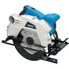 Draper 23034 1300w 240volt 185mm circular saw with laser guide