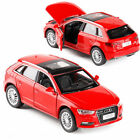Audi A3 1:32 Model Cars Toys Sound&Light Alloy Diecast Collection&Gifts New Red