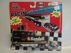 Racing Champions Inc Team Transport Semi Truck+Trailer+Car Bobby Hamilton