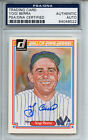 1983 Donruss #24 Yogi Berra PSA DNA Certified Authentic Auto