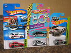 Hot Wheels Nice Lot of 5 Toyota AE 86 Corolla Variation 06 FTE Decades Imai