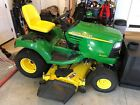 2003 John Deere X485 Lawn Tractor 630 hours and in excellent condition