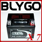 7 X YT4L BS 12V4AH Battery 50cc 70cc 110cc PITPRO TRAIL DIRT QUAD BIKE ATV BUGGY