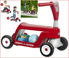 Scooter Radio Flyer Scoot Ride Red Kids Pedal Trike Toy 4 Wheels