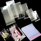 Clear Cellophane Resealable CELLO Opp Party Candy GIFT Treat Favor Bags