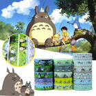 Cartoon My Neighbor Totoro Japanese Washi Adhesive Stationery Craft Tape DIY