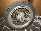 1986 honda cmx450 rebel front wheel rim hub