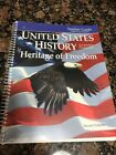 Abeka United States History Heritage of Freedom Grade 11 Curriculum Teacher