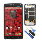 For Motorola Droid Turbo XT1254 XT1225 LCD Display Touch Screen Digitizer Frame