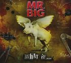 Mr. Big Mr. Big What If!K Japan CD IECP-10240 Japan CD IECP-10240 2011 OBI