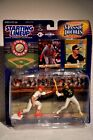 1999 Starting Lineup Baseball Classic Doubles Mark Mcgwire-A's to the Cardinals