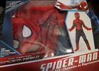 Amazing Spider Man 2 Costume Peter Parker Size 4 6 INCLUDES GLOVES Imagine 31380