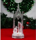 Crystalline Nativity Scene Christmas Home Table Fireplace Display Decor Ornament
