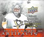 2011-12 Upper Deck Artifacts Hockey 3