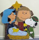 All Items Made to Order Nativity peanuts Christmas yard art decoration snoopy