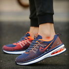 Mens Athletic Sneakers Outdoor Sports Running Breathable Sports Casual Shoes