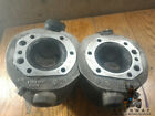 1980 BMW R100T R100RT airhead cylinder heads OEM #s11121337073 &11121337074