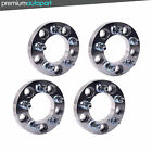4 Wheel 5x5 to 5x45  1 inch  12x15 Studs 5x127 to 5x1143 Spacers Adapters
