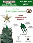 Treemate Christmas Tree Topper Stabilizer Kit and holder