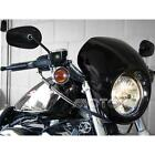 Black Front Headlight Fairing for Harley-Davidson Dyna Sportster 1200 883 FX/XL