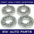 4 PCs 15 WHEEL SPACER ADAPTERS 5X5 or 5X55 TO 5X135 CB 87mm Studs 1 2 20