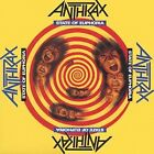 ANTHRAX State Of Euphoria JAPAN CD UICY-75601 2013 NEW