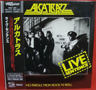 ALCATRAZZ Live Sentence - No Parole From Rock 'N' Ro HMCX-1081 CD JAPAN 2010 NEW