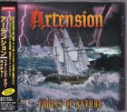 ARTENSION Forces of Nature RRCY-1092 CD JAPAN 1999 NEW