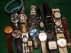 Job Lot - Non Working 18 Watches - Repair or Spares - Seiko, Rotary - P425