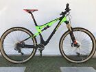 Scott Genius 900 Full Suspension Mountain Bike DTSwiss SRAM FOX 29'er Large 2016