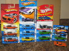 Hot Wheels Nice Lot of 12 70 Plymouth Superbird Variation Classics FTE 10 spoke