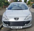 Immaculate silver Peugeot 307 5 door hatchback 16 petrol one owner FSH