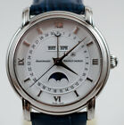 Maurice Lacroix Moon Phase automatic. See-through back
