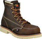 Thorogood 814 4375 6 US Made EH Rated Moc Toe White Sole American Heritage Boot