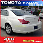 05 10 Toyota Avalon Rear Trunk Spoiler Painted ABS 1F7 CLASSIC SILVER METALLIC