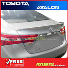 Painted Spoiler For 2013+ Toyota Avalon Trunk Aero 1F7 CLASSIC SILVER METALLIC