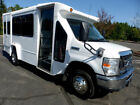 2008 Ford E Series Van For Church Adults Medical Transport ADA Mobility 2008 Ford E350 Non CDL Wheelchair Shuttle Bus