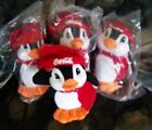 COCA COLA PENGUIN NEW IN PACKAGE FREE SHIPPING