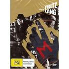 M A film By Fritz Lang Dvd  Brand New Fast Postage