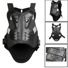 Men Motorcycle Body Armor Jacket Vest Spine Riding Sport Spine Chest Protection