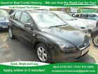 2006 Ford Focus 16 Zetec Climate BAD GOOD CREDIT CAR FINANCE