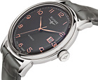ELYSEE Made in Germany Vintage Master Men's 40mm Automatic Date Watch 80546