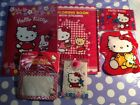A Very Cute Sanrio Hello Kittty Stationery Kit Coloring Book Friendship Diary