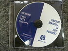 TT75 Farm Utility Tractor Shop Service Repair Manual CD