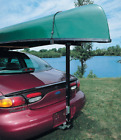 Canoe Kayak Mount Loader Rack One Person Man Car Trailer Hitch Truck SUV Towing