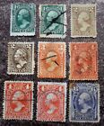 Buffalo Stamps Great Collection of Used RB11 RB17 Proprietary Revenue