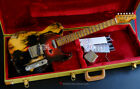 FENDER AMERICAN VINTAGE '52 REISSUE TELECASTER BLACK/BUTTERSCOTCH USA AGED RELIC
