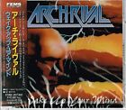 ARCH RIVAL Wake Up Your Mind APCY-8167 CD JAPAN 1994 NEW