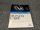 2007 Honda Civic Coupe Owner Owner's Manual  DX LX EX SI 1.8L 2.0L FWD