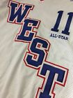 Reebok AUTHENTIC ALL STAR 2004 Yao Ming jersey size 48 Large
